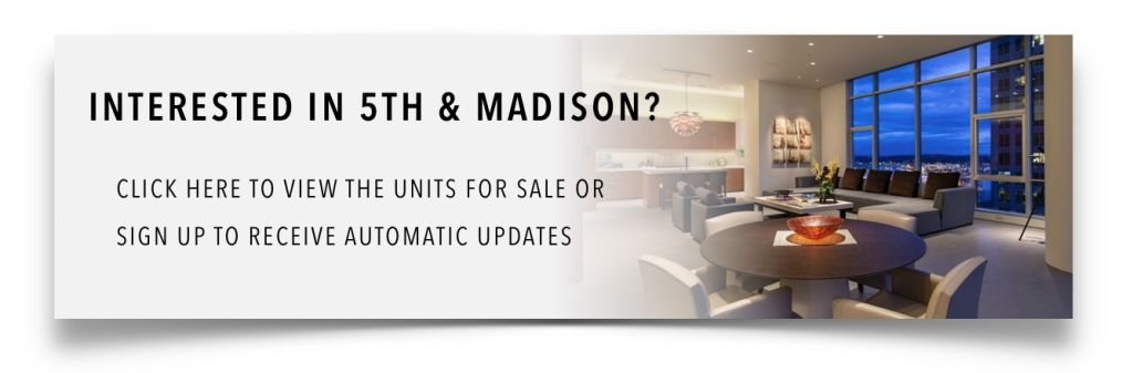 5th and Madison Condos Available Units